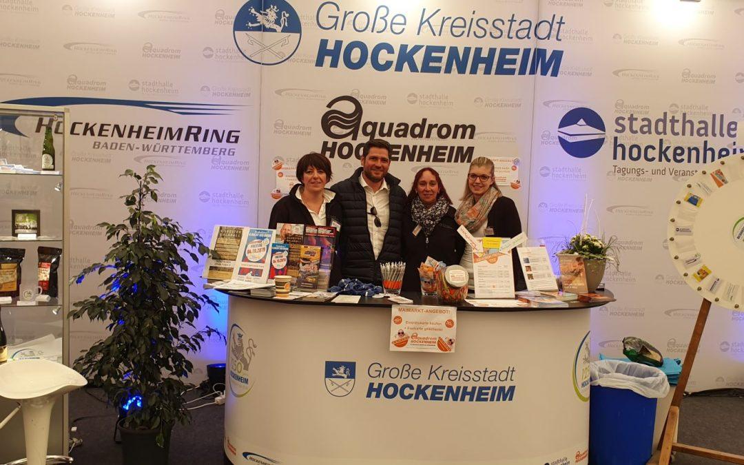 Stadt Hockenheim auf dem Mannheimer Maimarkt